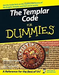 The Templar Code For Dummies by Christopher Hodapp (2007-06-25)