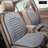 HomDSim - Coussins de massage rembourré à bulles pour siège de voiture - Housses de massage pour siège auto