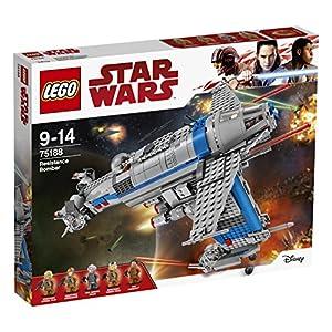 LEGO STAR WARS - Bombardero de la Resistencia (75188) 20