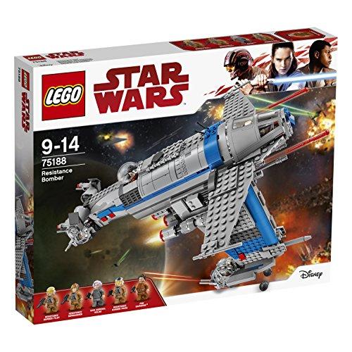 LEGO Star Wars 75188 - Resistance Bomber Us-bomber