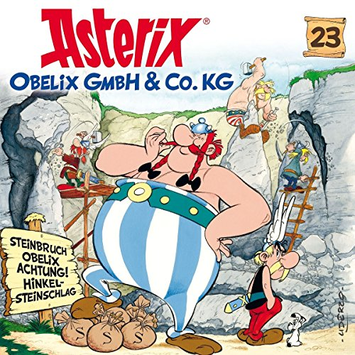 Asterix (23) Obelix GmbH & Co. KG - Karussell 2017