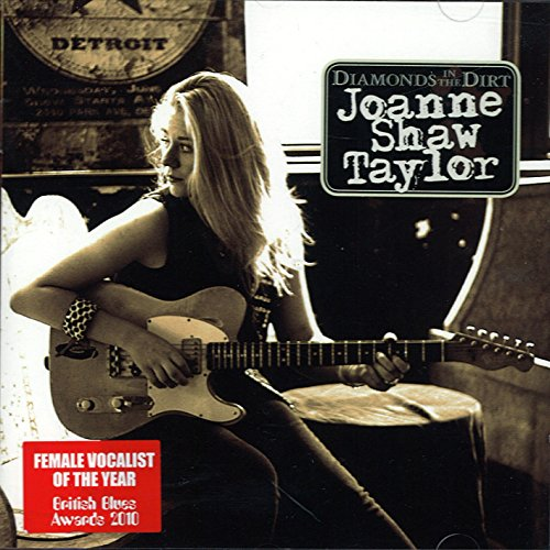 Joanne Shaw Taylor: Diamonds in the Dirt (Audio CD)