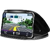 MATEIN Porta Cellulare da Auto,Supporto Smartphone per Auto Antiscivolo per Telefoni da 3-6,8 Pollici,Supporto Auto Smartphon