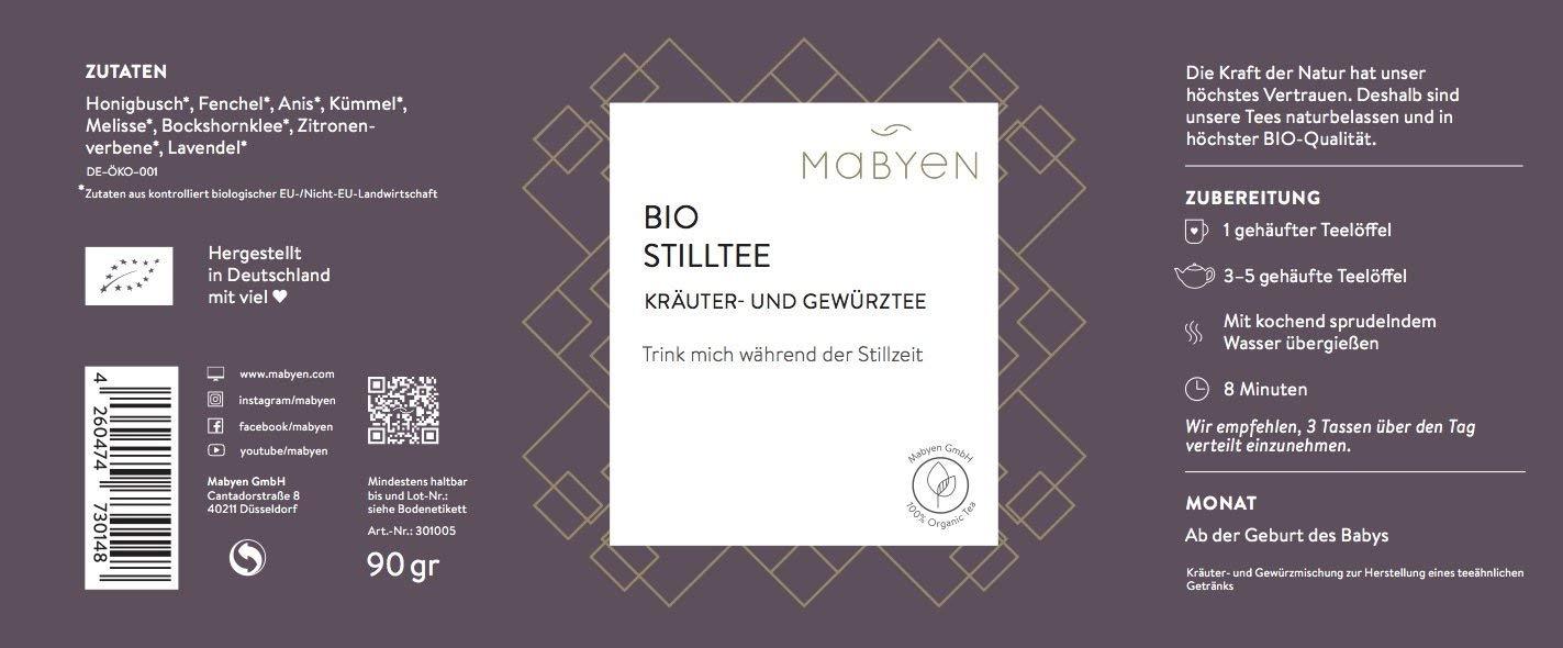 Mabyen-Bio-Stilltee-Stillzeit-Tee-Bekannt-ausDie-Hhle-Der-Lwen-Krutertee-Naturbelassen-Lose-Kruter-90-gr-Bockshornklee-Mama-Tee