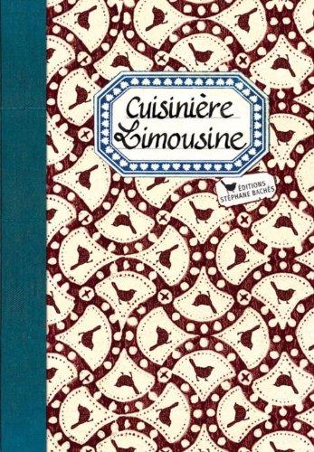 Cuisinière limousine par Elisabeth Denis
