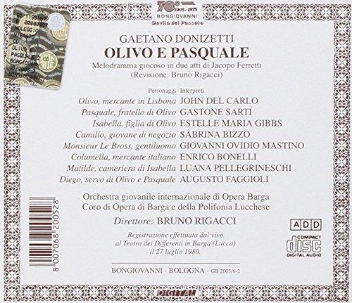 Olivo E Pasquale