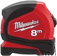 Milwaukee 4932459594 932459594 Pro Compact Tape Meet 8m (Breedte 25mm) (Alleen metrisch)