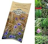 'Mehrjährige Küchenkräuter für den Garten', Samen-Geschenkset mit 5 winterharten Würzpflanzen