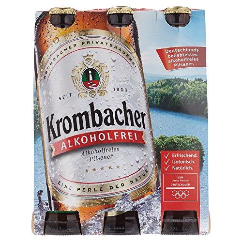 Krombacher Alkoholfrei, (6 x 0.33 l)