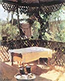 Das Museum Outlet–Zwei Weingläser von John Singer Sargent–Leinwanddruck Online kaufen (152,4x 203,2cm)