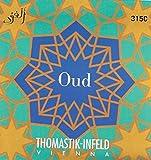 Thomastik Saite für Arabische Aoud Satz (310,311,312,313,314) 10-saitig<p><br>-