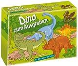 Moses 40145 - Dinos zum Ausgraben vier verschiedene Arten