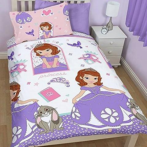Disney Princess - Princesse Sofia - housse de couette &