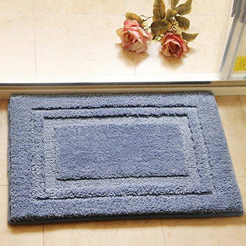 XIAMUO imbottita stuoie, porta di ingresso, zerbino, tappetino da bagno,
