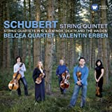 Schubert: String Quintet, Quartet In G, Quartet In D Minor