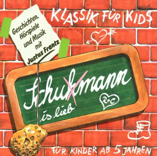 Klassik für Kids - Schu(h)mann is lieb