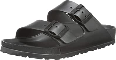 Birkenstock Arizona Eva Metallic Anthracite 1001498, Sandali