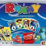 Asmodee disrum01–Juego de connaissances–Rummy Disney