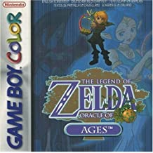 The Legend of Zelda: Oracle of Ages by Nintendo