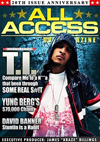ALL ACCESS: DVD MAGAZINE #20 by VARIOUS