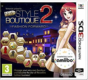 Nintendo Presents: New Style Boutique 2 - Fashion Forward (Nintendo 3DS)
