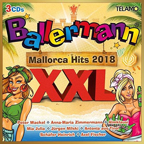 Ballermann Xxl-Mallorca Hits 2018