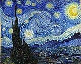 Renaissance Museum & Art - Van Gogh - Starry Night - Fine Art Print best price on Amazon @ Rs. 1099