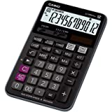 Casio JJ-120D Plus 300 Steps Check & Correct Desktop Calculator with On Display Indication of Active Constant (K)