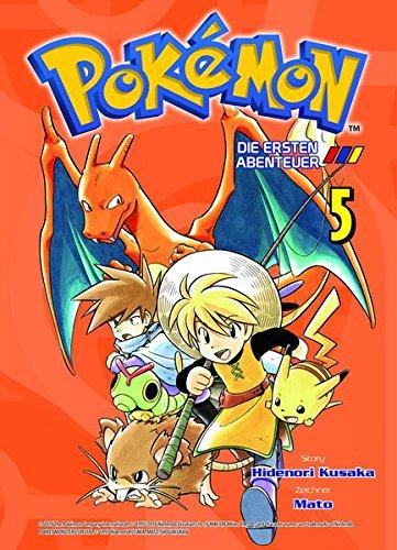 Pokémon - Die ersten Abenteuer: Bd. 5