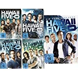 Hawaii Five-0 - Season/Staffel 1-5 im Set - Deutsche Originalware [31 DVDs]