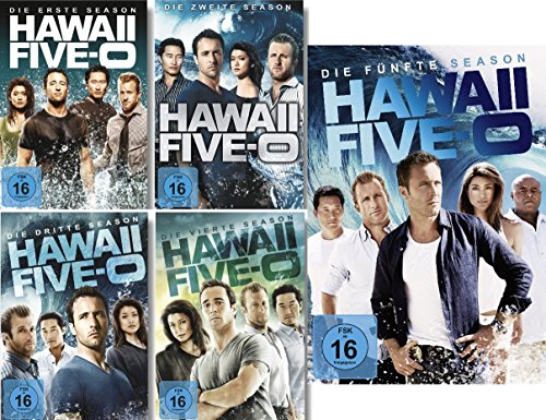 Seasons 1-5 (31 DVDs)