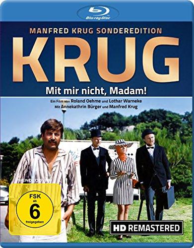 Mit mir nicht, Madam (HD-Remastered) [Blu-ray]