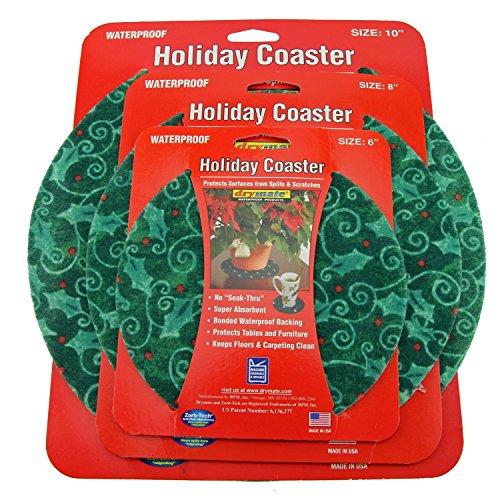 3-unidades-de-navidad-vacaciones-planta-posavasos-6-8-y-10-