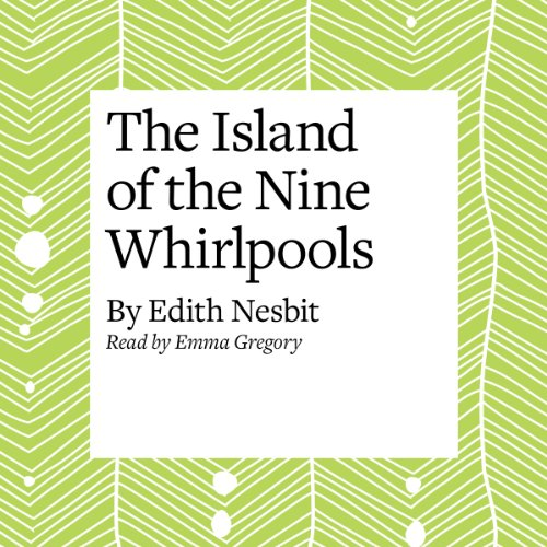 The Island of the Nine Whirlpools  Audiolibri