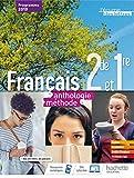 L'écume des lettres 2nde/1ère anthologie + méthodes - Livre élève - Ed. 2019