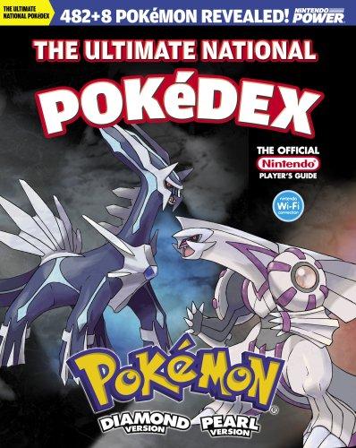 Ultimate National Pokedex (Pokemon Diamond Version & Pearl Version) (Pokemon Pearl Version)