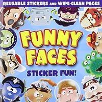 Funny Faces: Sticker Fun!