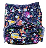 #6: CDS Pocket Diaper - One Size Fits all Snap Closure (Gurukool)