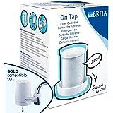 BRITA On Tap - Filtro de Agua para grifo con recambios para 3 meses de agua filtrada, compatible con el modelo antiguo (versi
