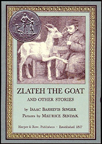 Zlateh the Goat and Other Stories por Isaac Bashevis Singer