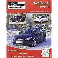 Ford Focus III 1.6 Tdci 95/115 CH BVM6
