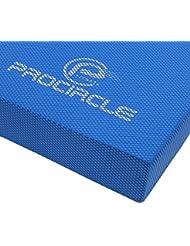 PROCIRCLE Almohadilla de equilibrio Balance Pad - 49cm x 39cm x 6cm - Almohadilla de ejercicios & Equilibradora de espuma Trainer - Cojín Oscilante para Terapia Física
