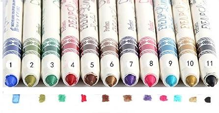 Me Now Matte/High shine Eye Lip Liner Pencil (set of 12)