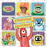 Everyone Is Different (Yo Gabba Gabba! (Hardcover))
