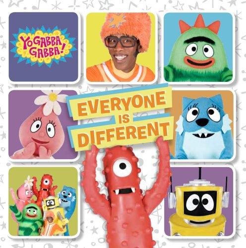 Everyone Is Different (Yo Gabba Gabba!) (Gabba Dj Yo Gabba)