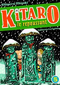 Kitaro le repoussant Edition simple Tome 5