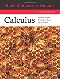 Calculus: Student Solutions Manual A Complete Course