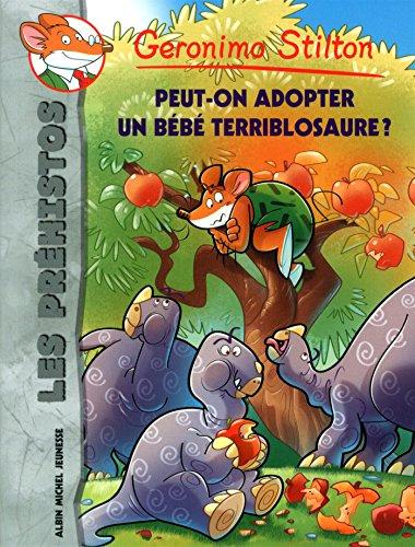 Peut-on adopter un bébé Terriblosaure ?