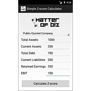 Simple Z-score Calculator: Amazon co uk: Appstore for Android
