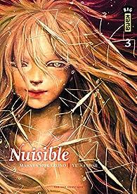 Nuisible, tome 3 par Masaya Hokazono
